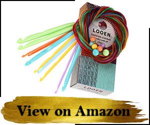 Looen Set of Tunisian Crochet Hooks