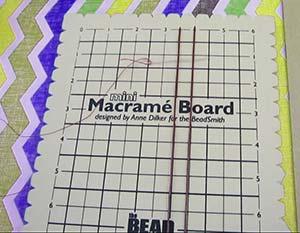 BeadSmith Mini Macrame Board Review