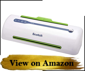 Scotch Brand Pro Thermal Laminator - Read Reviews and Buy on Amazon