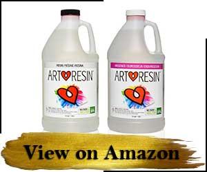 ArtResin Epoxy Resin View on Amazon