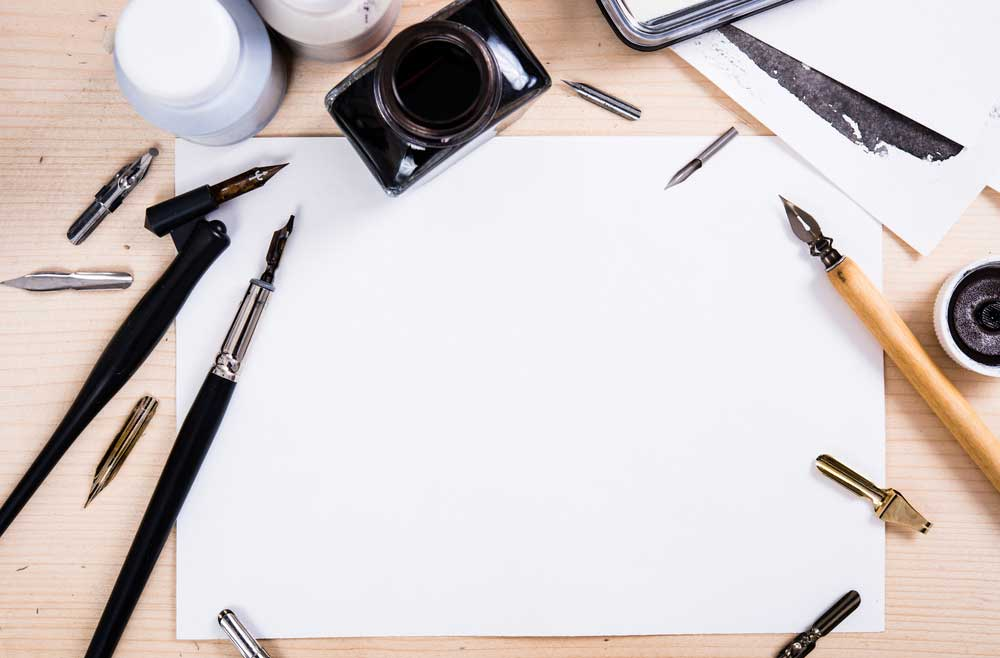 what type of paper is good for calligraphy