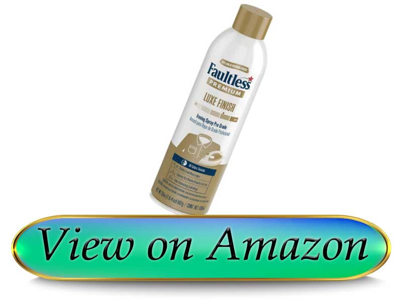 FAULTLESS Premium Spray Starch