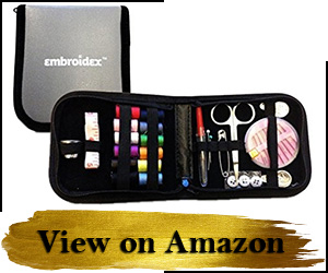 Embroidex Sewing Kit for Home