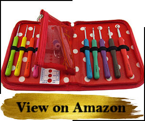 BeCraftee CROCHET HOOK SET