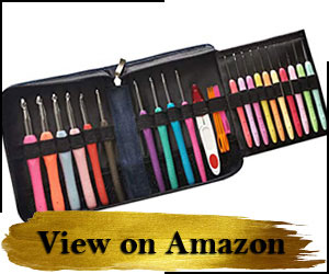 Yarniss Crochet Hooks Set
