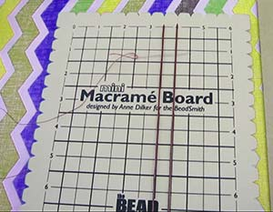 BeadSmith Mini Macrame Board Review