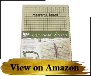 BeadSmith Mini Macrame board
