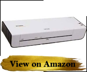 AmazonBasics Thermal Laminator - Read Reviews and Buy on Amazon