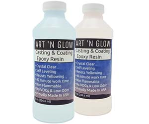 Art 'N Glow Clear Epoxy Resin Review