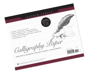 Studio Series Calligraphy Paper Pad by Peter Pauper Press Review