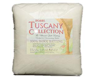 Hobbs Tuscany - Best Wool Batting Review