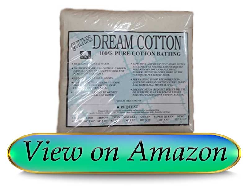 Quilter's Dream Natural Cotton Batting